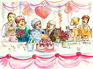 Geburtstagsgluckwunsche An Grosseltern Oma Und Opa